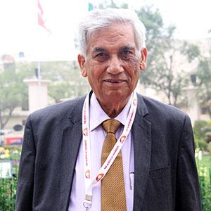 Dr. Krishan Lal
