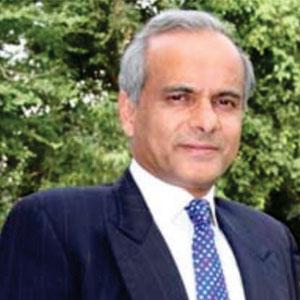 Mr. Vikram S Mehta