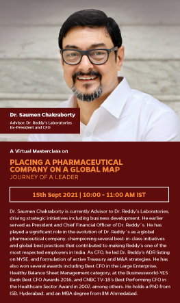 Placing a Pharmaceutical Company on a Global Map
