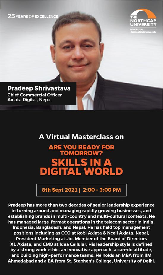 Skills in a Digital World