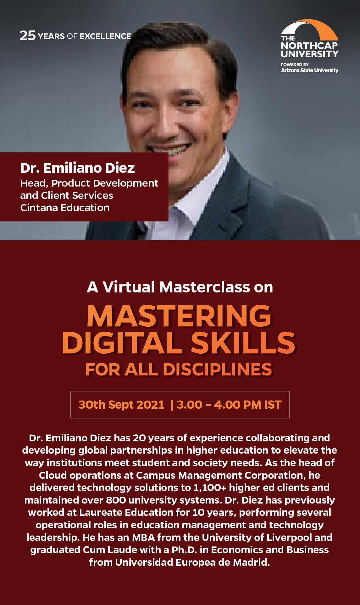 Mastering Digital Skills