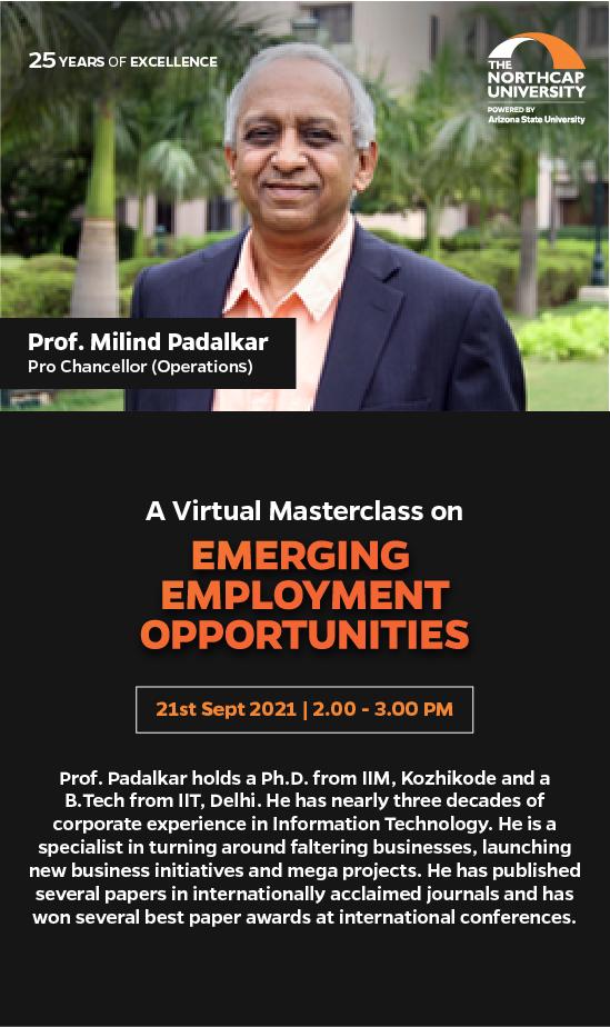 Emerging Employment Opportunities